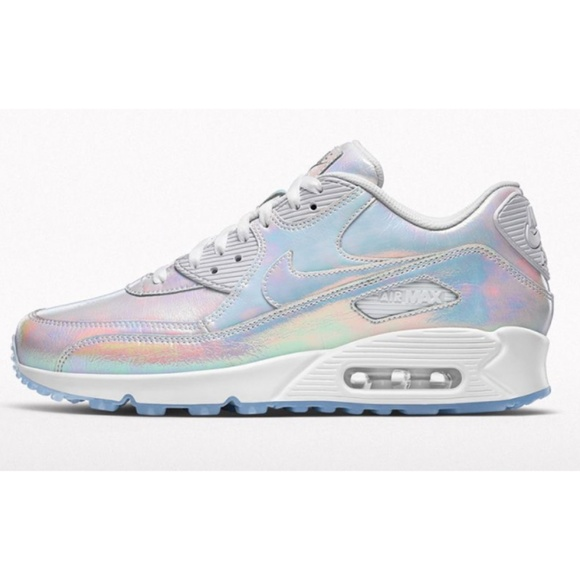 classic really cheap half off Nike Air Max ID Iridescent Sneakers
